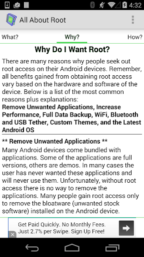 Root for Android - All About  screenshots 4
