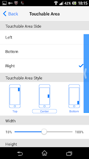Control Panel  - Smart Toggle Screenshot