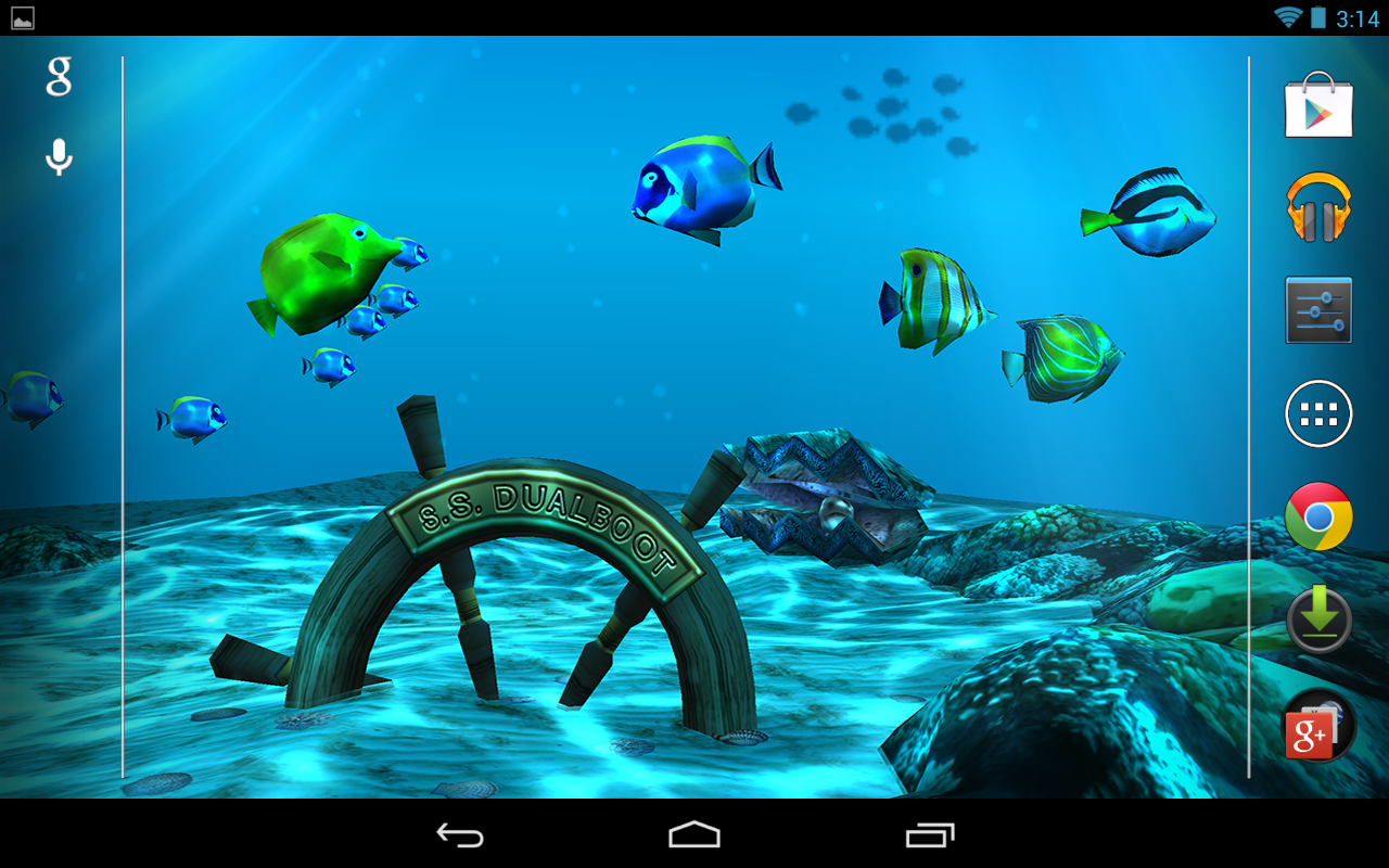Ocean HD Free- screenshot