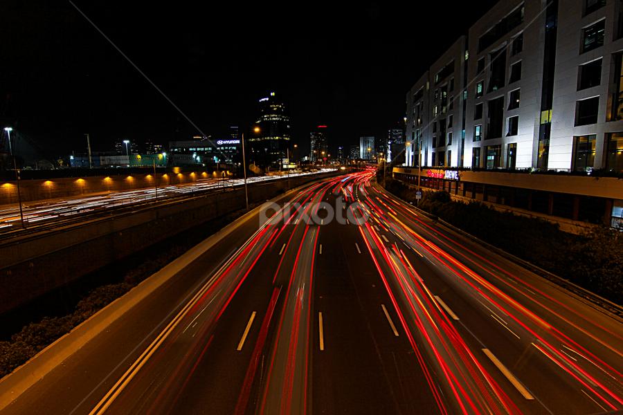 AYALON by Joel Adolfo - City,  Street & Park  Street Scenes ( street&park, street scenes, city )