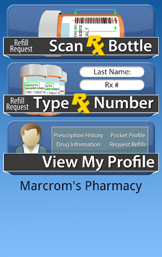 Marcrom's Rx