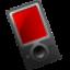 aHome/openHome theme RedGloss logo