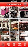 Screenshot of KoreanRestaurantGuide–ENGLAND