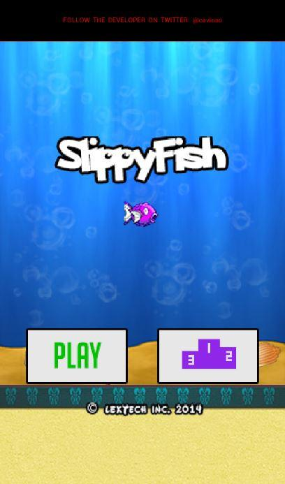 Slippy Fish - screenshot