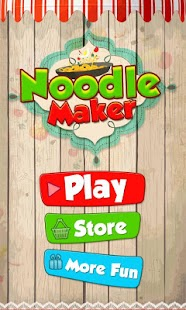Noodle Maker - screenshot thumbnail