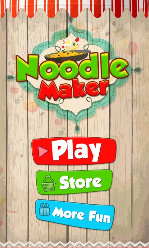 Noodle Maker - screenshot