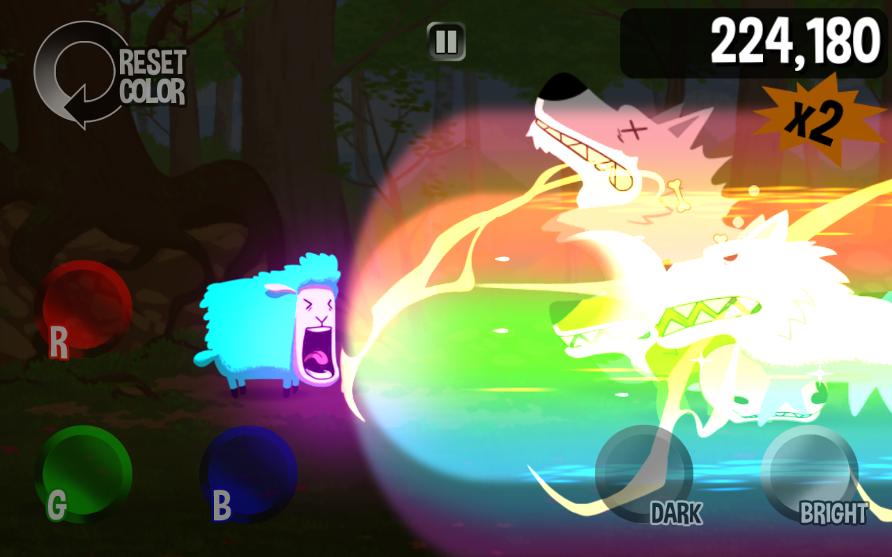 Color Sheep- screenshot