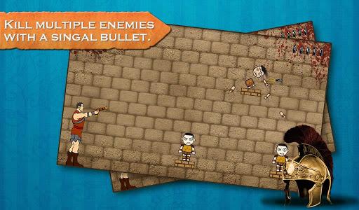 Gladiator Shootout|玩街機App免費|玩APPs