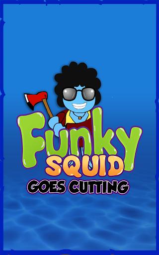 玩免費街機APP 下載Funky Squid Goes Cutting app不用錢 硬是要APP
