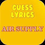 Guess Lyrics: Air Supply