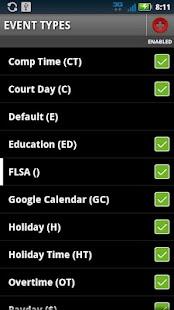 Police Scheduler- screenshot thumbnail