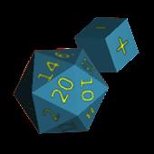 Free 3D dice roller - beta