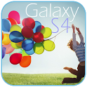 Galaxy S4 Live Wallpaper Free icon