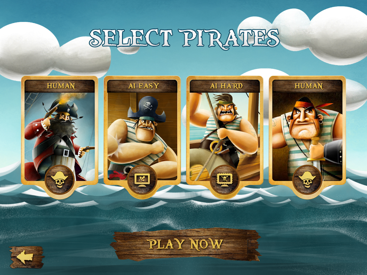 Pirates - The Board Game- screenshot