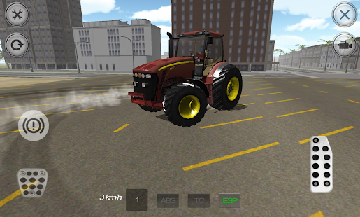 Tractor Simulator HD