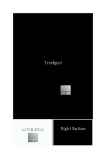 Remote Trackpad- screenshot thumbnail