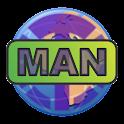 Manhattan City Map Lite icon