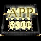 Peace App Value Calculator icon