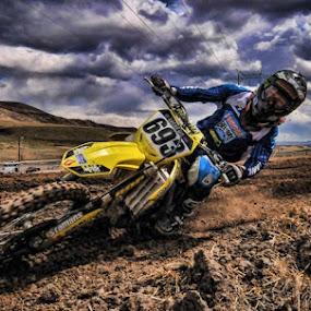 Inside Line by Richard Caverly - Sports & Fitness Motorsports ( motocross, sports, motorcycle, mx )