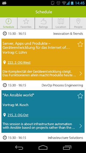 Solcamp – Programmplaner