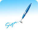 My Signature icon