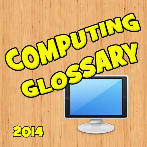 Computing Glossary LOGO-APP點子