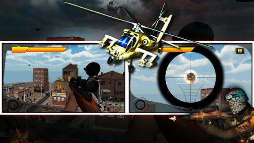 刑事強盗:狙撃シューティングゲーム