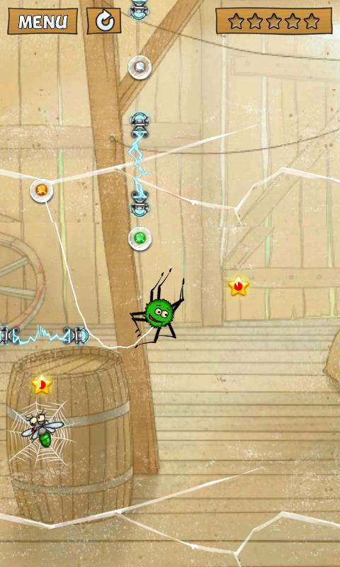 Spider Jack- screenshot