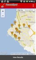 Screenshot of VenueSpot - Wifi pass finder