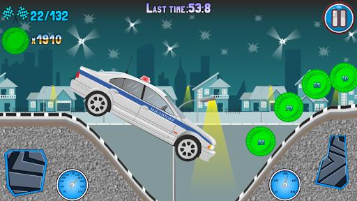 Police Climb Racing