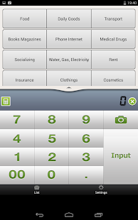 Quick Money Recorder - Finance - screenshot thumbnail