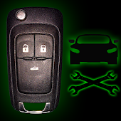 car key HACKER