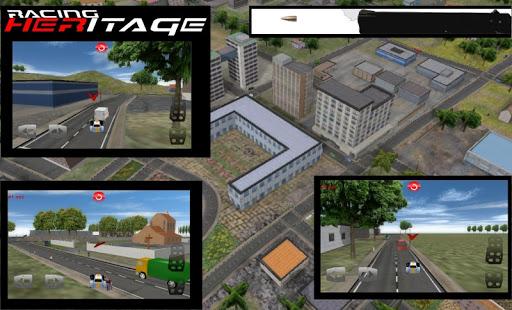 Racing Heritage 3D