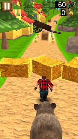 Danger Runner 3D Bear Dash Run 1.5 screenshot 1646784