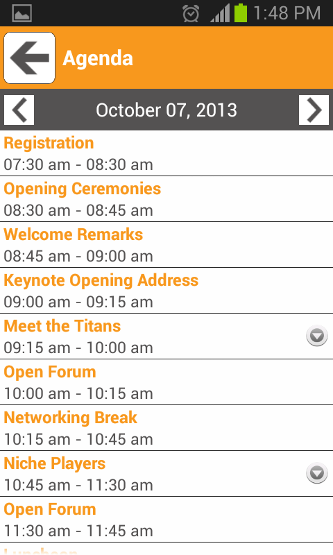 InternationalOutsourcingSummit - screenshot