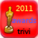 Oscar Awards 2011 trivia logo