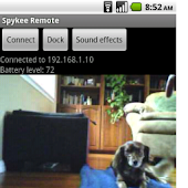 Spykee Remote
