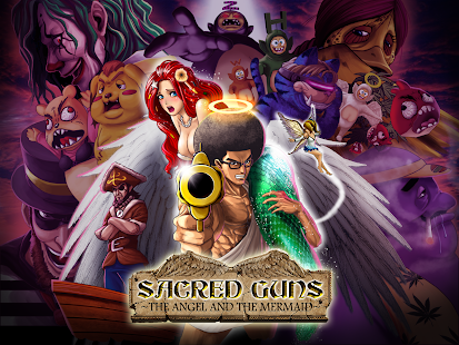Sacred Guns- screenshot thumbnail