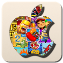 Fake iPhone 5s: Games icon