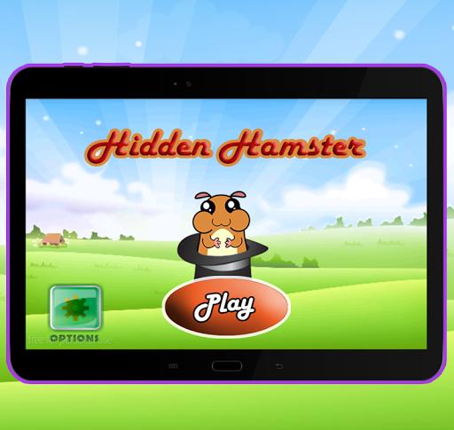 Hidden Hamster