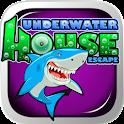 Bajo el agua Casa Escape icon