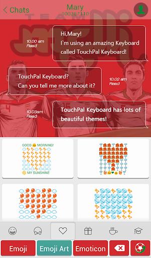 玩免費運動APP|下載TouchPal Iran_FIFA Theme app不用錢|硬是要APP