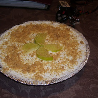 Blue Heaven Key Lime Pie