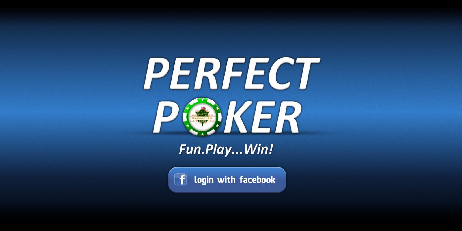 Perfect Poker App
