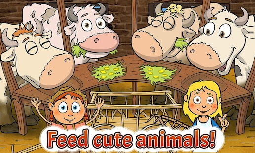 Free Kids Games - Farm Friends - screenshot thumbnail