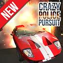 CRAZY POLICE PURSUIT 3D icon