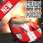 CRAZY POLICE PURSUIT 3D