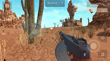 Screenshot of Multiplay FPS- Commando Strike
