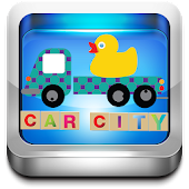 Car City- Action game for kids