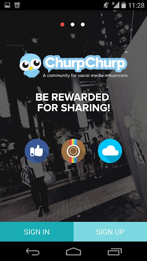 ChurpChurp - Get rewarded